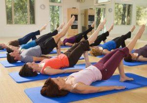 Cours de Pilates en entreprise et collectivité