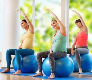 Pilates femmes enceintes